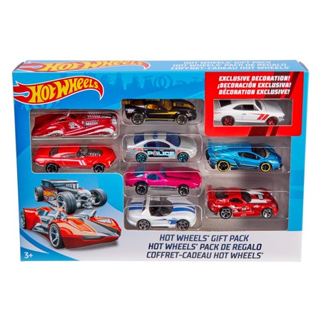 P990 Car (Hot Wheels 9-Car Collector Gift Pack (Styles May Vary))