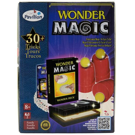 Toys R Us Lima (Pavilion X-Ray Magic Set, 30 Tricks By Toys R Us from)