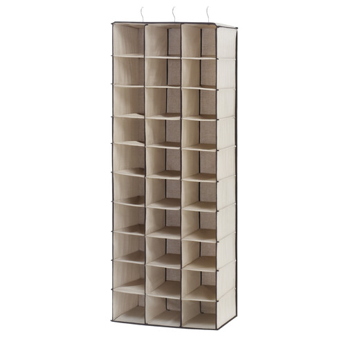 Whitmor Hanging Shoe Shelf, 30 Pair