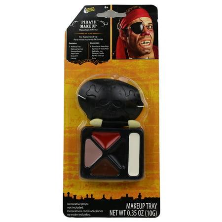 Pirate Makeup Kit - Cool Pirate Makeup