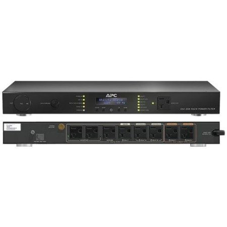 Apc G50b-20a2 9-outlet G-type Rack-mountable Power Condition