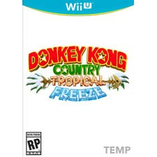 Nintendo Donkey Kong Country:  Tropical Freeze