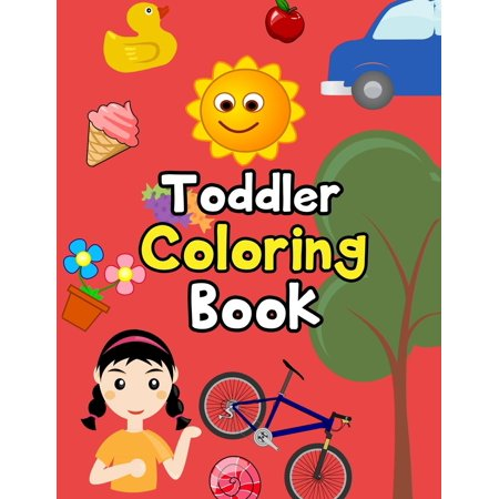 Toddler Coloring Book: Animals Coloring: Children Activity Books for Kids Ages 2-4, 4-8, Boys, Girls, Fun Early Learning, Relaxation for ... Workbooks, Toddler Coloring - Art And Crafts For Toddlers About Halloween