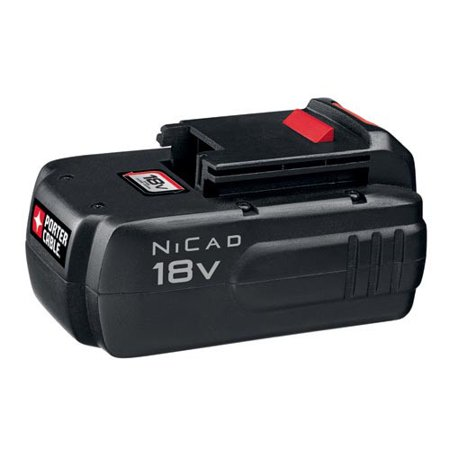 PORTER CABLE 18-Volt Ni-Cad Battery, PC18B
