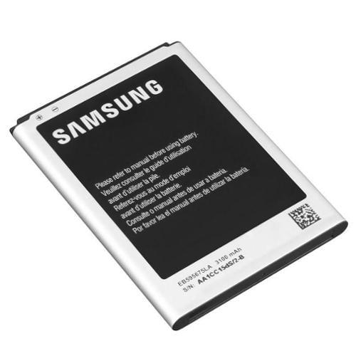 For Samsung Galaxy Note 2 N7100 OEM Battery Replacement (Refurbished) EB595675LA/VA/LZ/LU