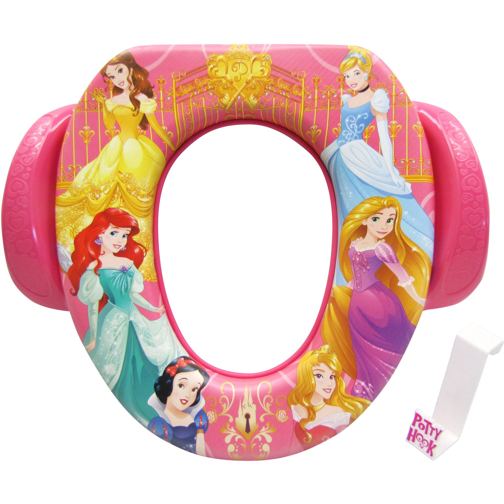 Princess Keys to my Heart Soft Potty Seat