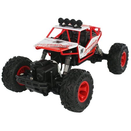 1:16 Scale Battery Operated Rally Buggy RC Car for Kids, Full Function, Forward, Stop, Reverse, Turn Left/ Right