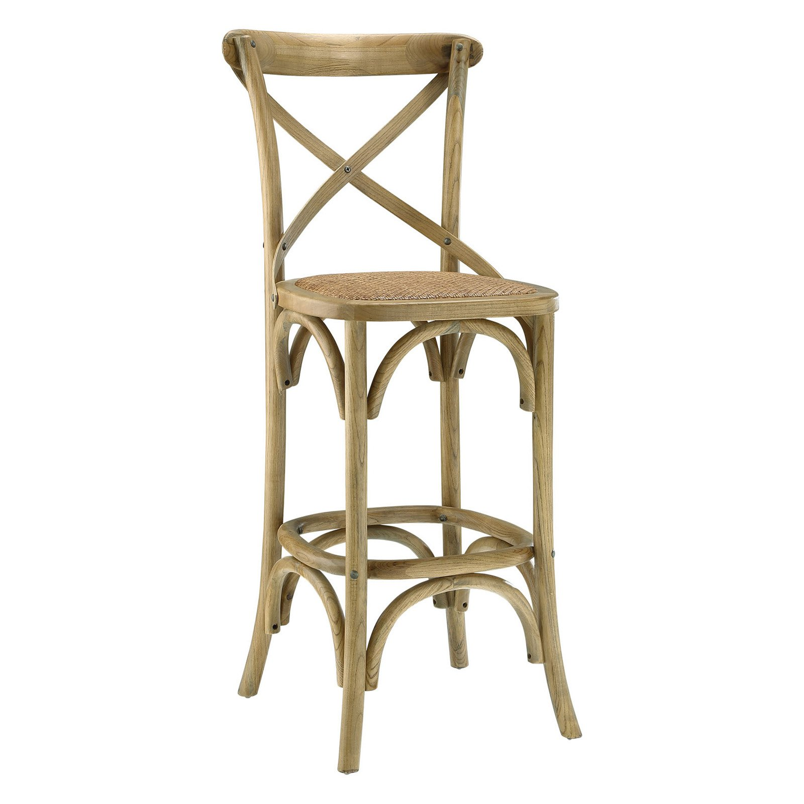 Modway Gear 29 in. Bar Stool by Modway