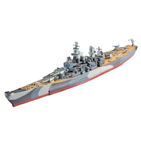 Revell Germany USS Missouri BB-63 Battleship Model Kit - image 3 of 4