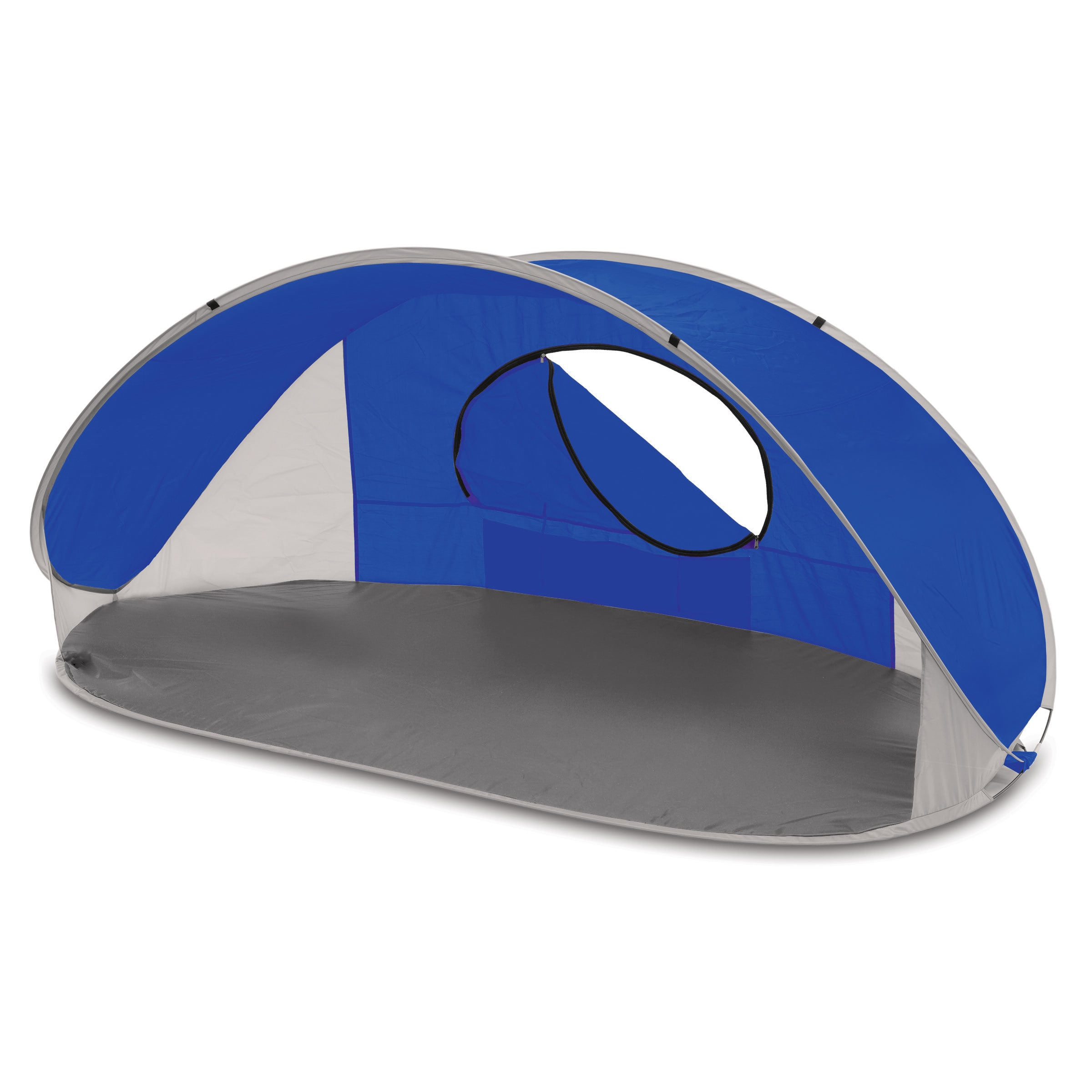 new products a03c2 2f2b2 Oniva 113-00-100-000-0 Manta Sun Shelter, Red with Grey Trim
