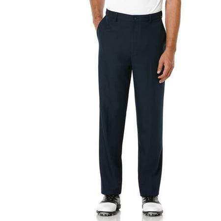 Ben Hogan Men's Performance Flat Front Expandable Waistband Pant (John Daly Golf Pants)