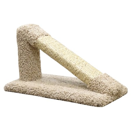 New Cat Condos Cat Scratching Post Tilted