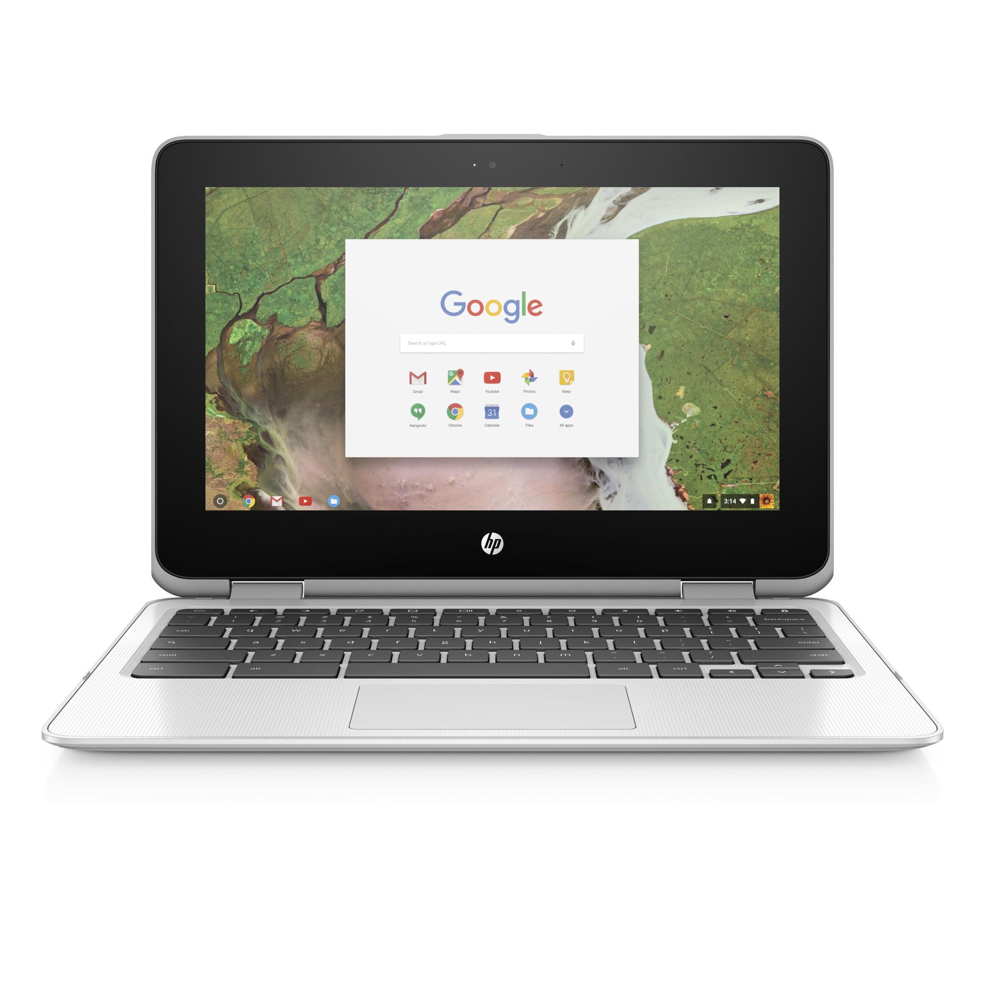 HP CHROMEBOOK X360 11-AE110NR, Intel Celeron N3350, Intel HD Graphics 500, 32GB eMMC, 4GB LPDDR4, 4SH02UA#ABA