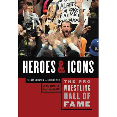 The Pro Wrestling Hall of Fame : Heroes and Icons - Pro Football Hall Of Fame Halloween