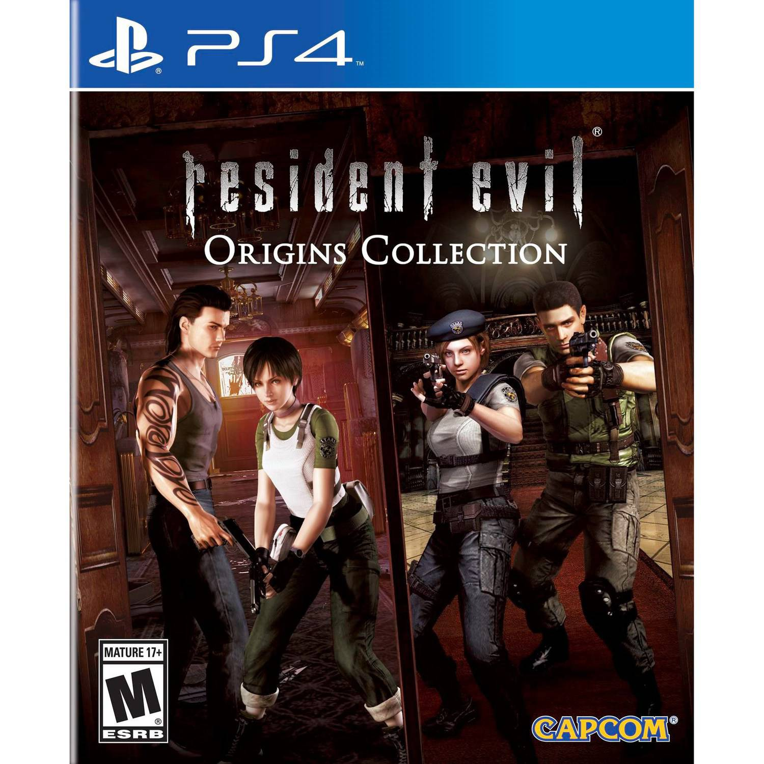 Resident Evil Origins Collection (Playstation 4) by Capcom CO., LTD