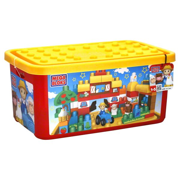 Mega Bloks Tubtown Farm Play Set Walmart Com Walmart Com