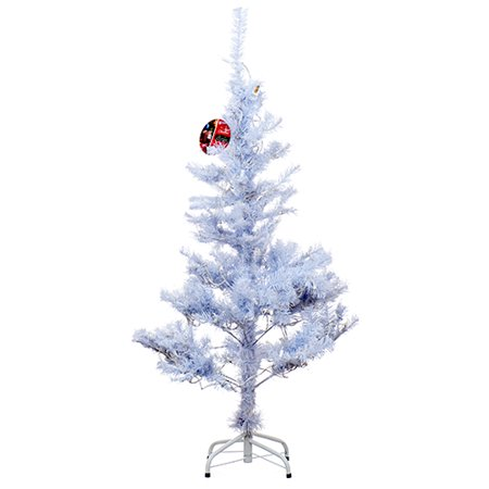 New 358278  Hx Tree 4Ft 240Tips White & Multi Light W / Iron Stand (1-Pack) Christmas Cheap Wholesale Discount Bulk Seasonal Christmas](Christmas Discount)