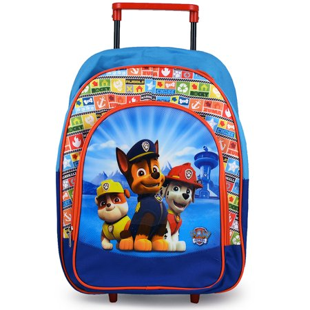 Paw patrol rolling backpack - Backpack chairs walmart ...