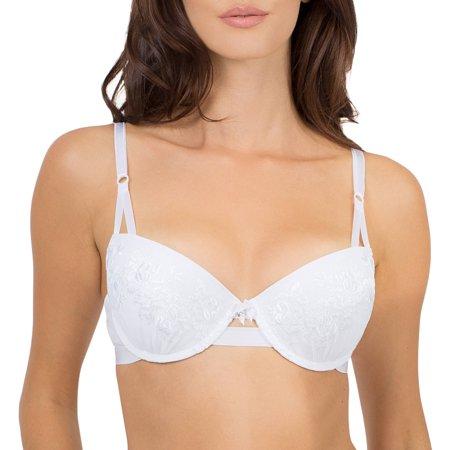 Smart & Sexy Women's Demi Push-Up Bra, Style SA995
