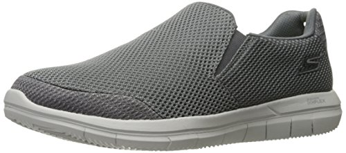 Skechers Performance Men's Go Flex 2-54015 Walking Shoe, Charcoal, 7 M US