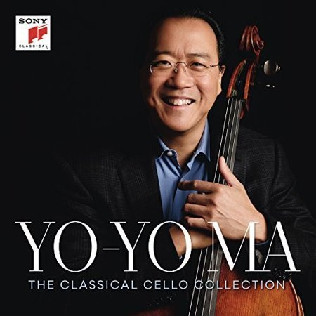 Yo-Yo Ma: The Classical Cello Collection (CD) (Best Cello Classical Music)