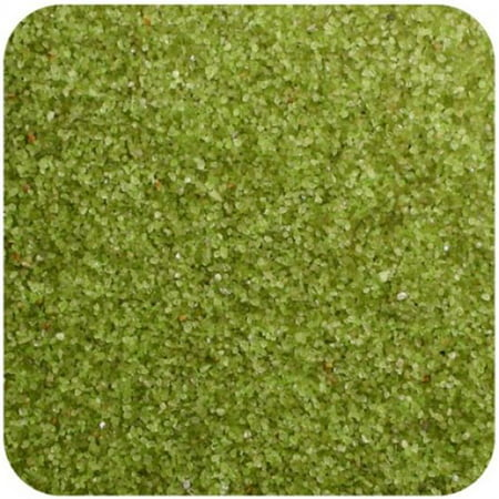 Floral Colored Sand 2 lbs. Bag - Sour Apple](Colored Candy)
