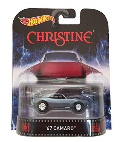 """'67 Camaro """"Christine"""" Hot Wheels 2015 Retro Series 1 64 Die Cast Vehicle by Mattel"""