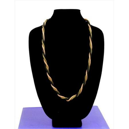Best Desu 16995 Alley Style Designer Series 3 In 1 Handmade Metallic Braided