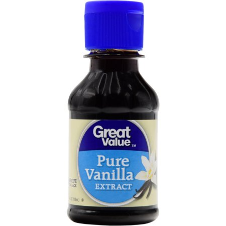 Office Chairs Walmart >> Great Value Pure Vanilla Extract, 4 oz - Walmart.com