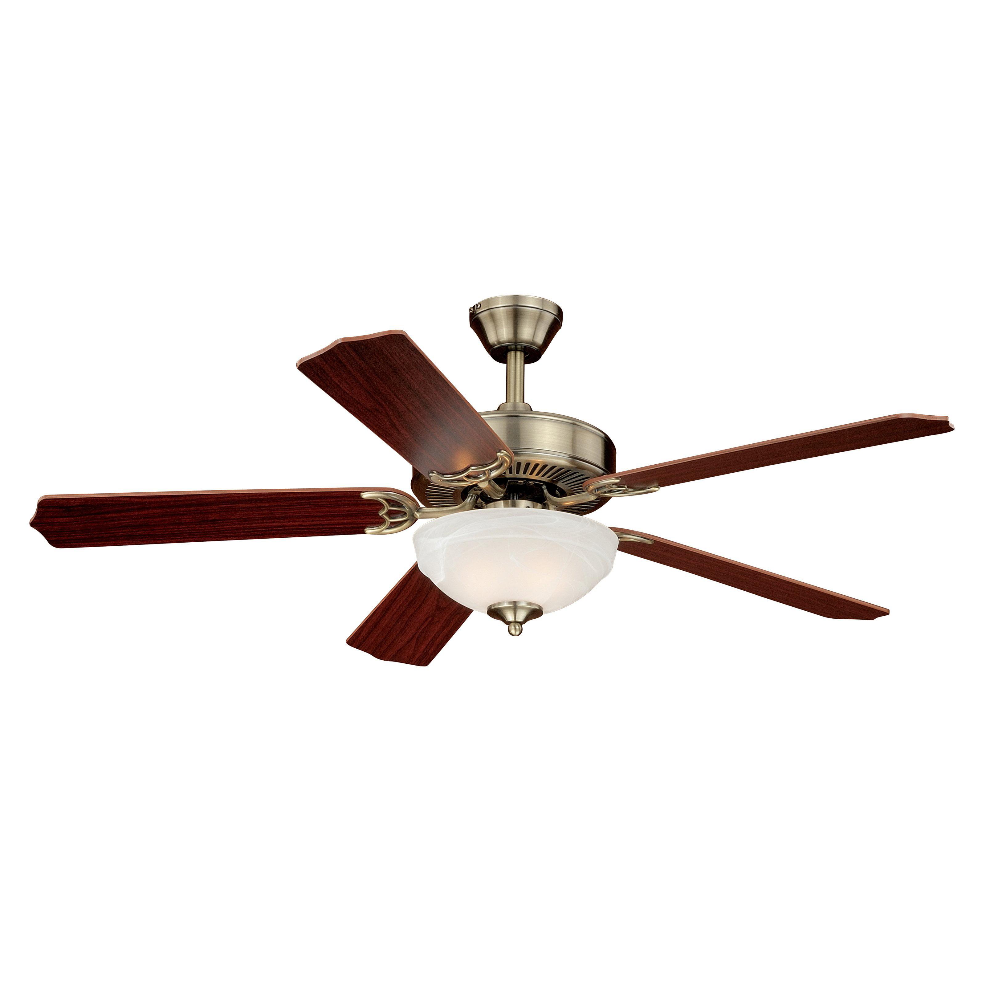 Vaxcel Essentia 52 in Indoor Ceiling Fan Walmart