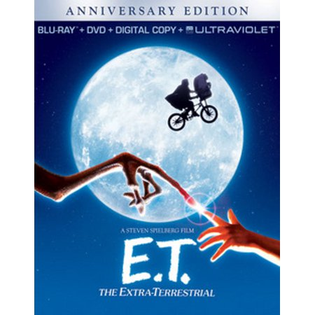 E.T. the Extra-Terrestrial (Blu-ray) - Et The Extra Terrestrial Soundtrack Halloween