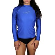 935ab2eb71c69 Adoretex Women s Rashguard UPF 50+ Long Sleeve Swimwear Swim Shirt (RL006F)  - Red