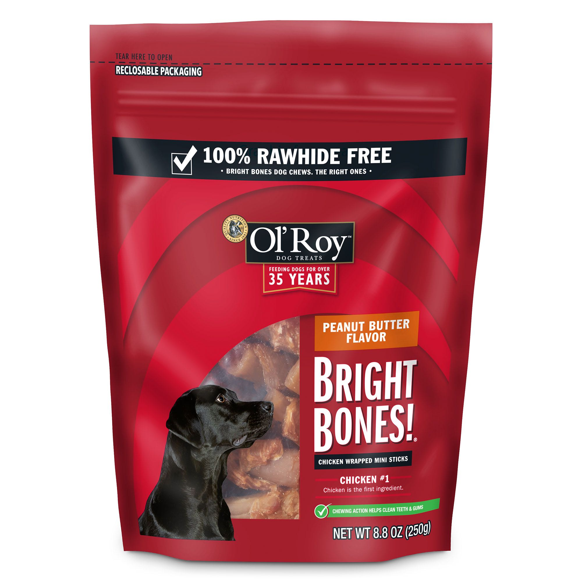 Ol' Roy Bright Bones Dog Treats