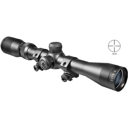 Barska Plinker-22 Enhanced Accuracy 3-9x 30/30 Scope, AC10380