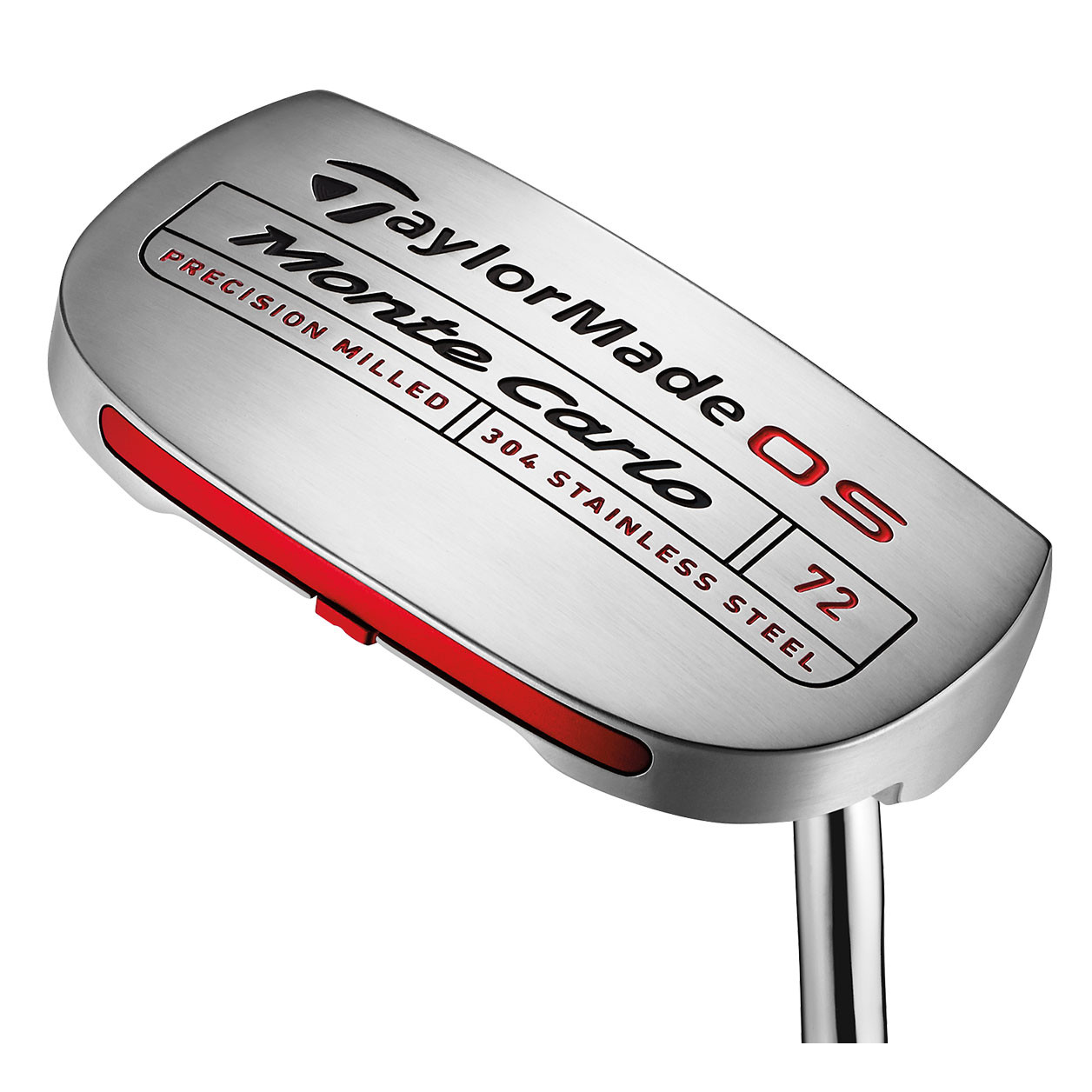 """New TaylorMade Golf Monte Carlo 72 OS 35"""" Putter Super St..."""