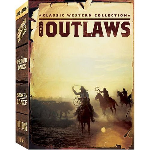 Classic Western Collection: The Outlaws (Full Frame, Widescreen)