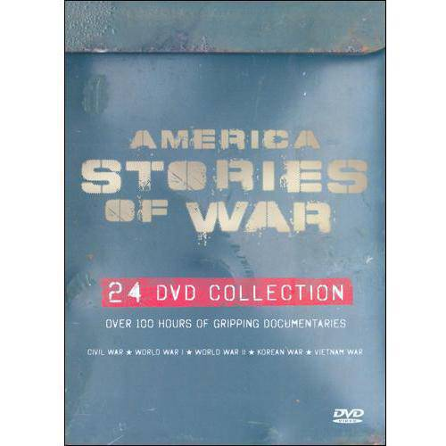 America Stories Of War (24 Discs) by