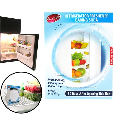 Refrigerator air freshener baking soda odor control for Baking soda air freshener recipe
