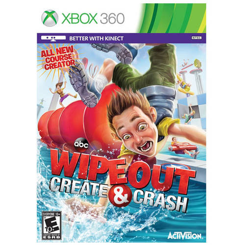 Wipeout Create & Crash (Xbox 360) - Pre-Owned