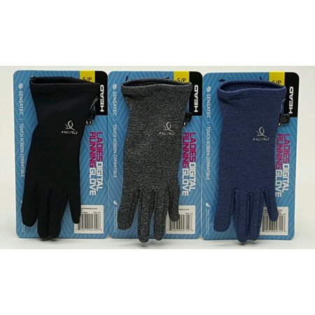 HEAD Sensatec Touchscreen Ladies Digital Running Gloves