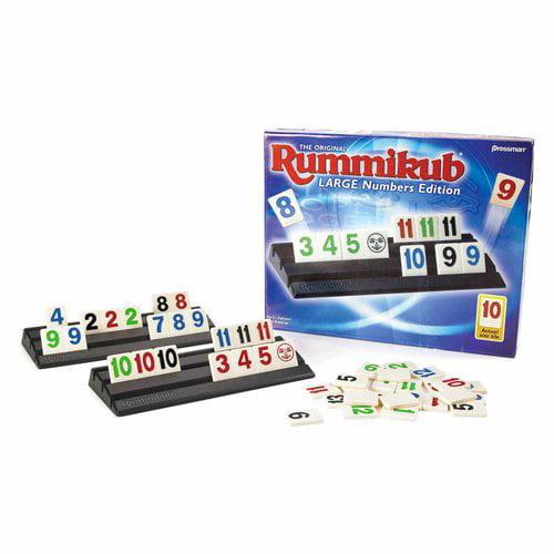Rummikub, Large Number Edition