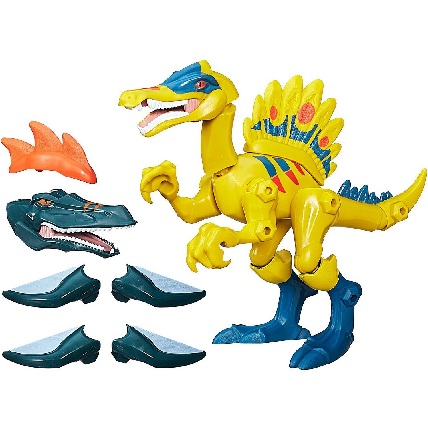 Jurassic World Hero Mashers Spinosaurus Figure
