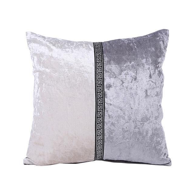 Porcelain Pillow Case Cafe Home Decor Cushion Covers