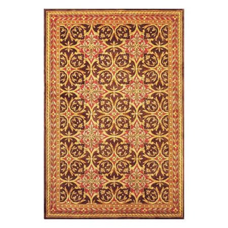 Momeni maison coffee ma 10 area rug for Decoration maison walmart