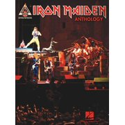 Guitar Recorded Versions: Iron Maiden Anthology (Paperback)