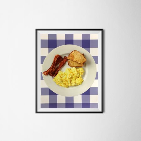 Breakfast Ron Swanson Office Poster Parks And Recreation 18