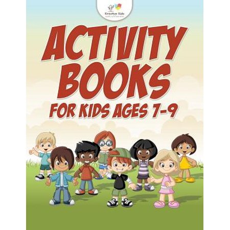 School Age Activities For Halloween (Activity Books for Kids Ages)