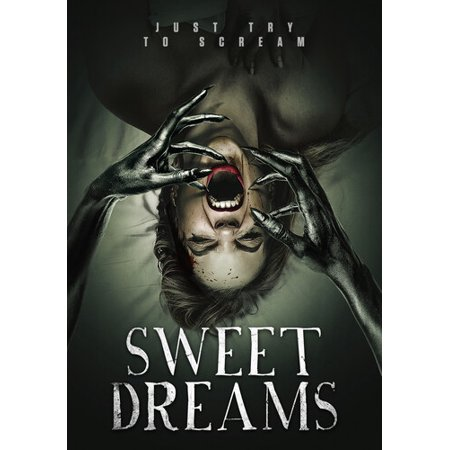 Sweet Dreams (DVD) Buying a house was supposed to be a dream come true. But for Drew and Kara Townsend the nightmare has just begun as they are both afflicted with sleep paralysis and nightmares, while something sinister watches them sleep.
