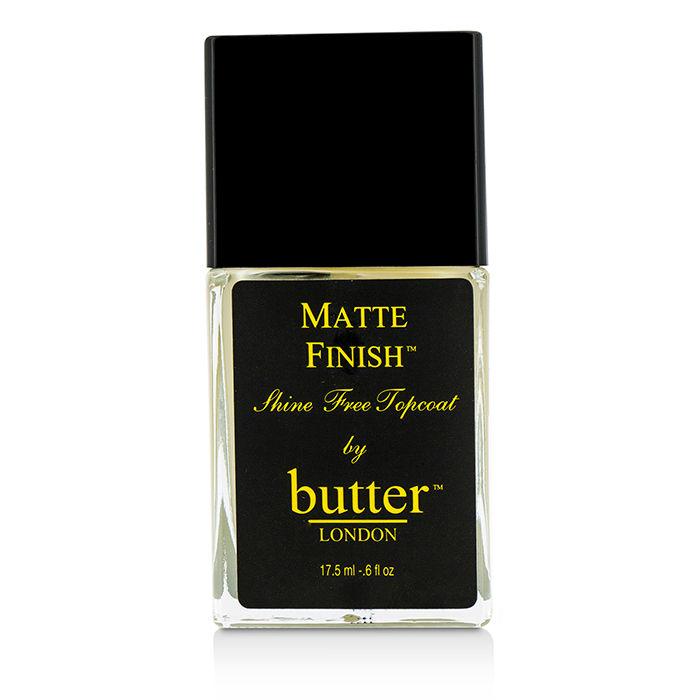 Butter London - Matte Finish Shine Free Topcoat - 17.5ml/0.6oz - Walmart.com