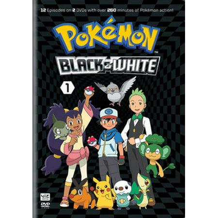 Pokemon Black & White Set 1 (DVD)